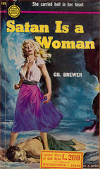 Gil Brewer - Satan Is a Woman