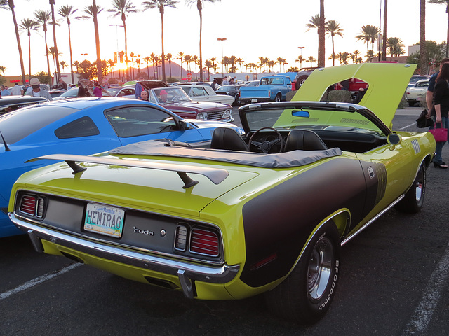 ipernity: 1971 Plymouth Hemi 'Cuda Convertible (clone) - by