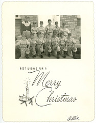 Best Wishes for a Little League Merry Christmas