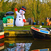 Merry Christmas from the Shropshire Union Canal