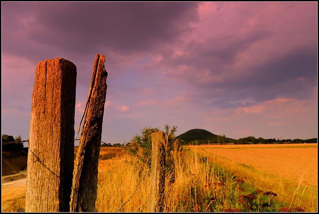 Pimply  landscape