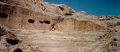 Nabataean amphitheatre.