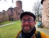 DE - Heimbach - me at Burg Hengebach