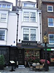 No.3 The Hoop & Grapes Pub.
