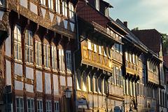 Einbeck, alte Fassadenpracht