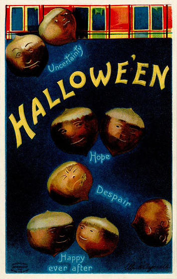 Halloween Chestnuts—Uncertainly, Hope, Despair, Happy Ever After