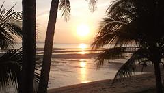 Coucher de soleil insulaire à saveur thaïlandaise