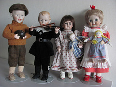 German reproduction dolls