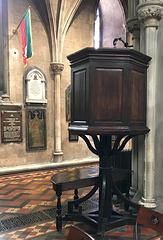 Jonathon Swift's Pulpit