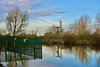 Gnosall Heath floods