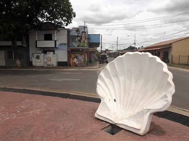 Coquille de rue