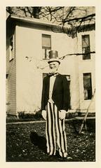 Uncle Sam, Sunbury, Pa., 1931