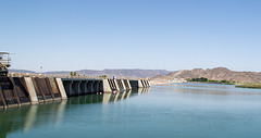 Imperial Dam, Hidden Shores, AZ (# 0807)