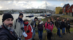 To end with the Copenhagen-Faroe series: Our group!
