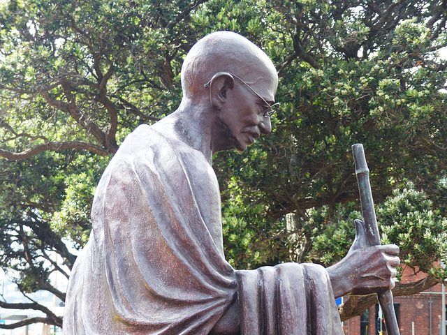 Mahatma Gandhi - 27 February 2015