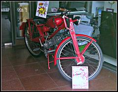 Moto Guzzi Hispania 65 cc
