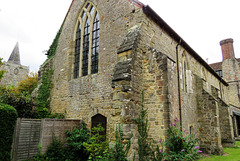 easebourne priory, sussex