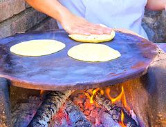 Meksika foiro: tortiljoj