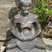 Le Bouddha pendant sa période de vie ascétique, Monastère de Kapan (Népal)