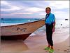 HURGADA : questa signora ama il mare