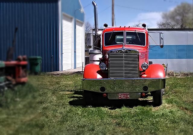 Big Red Mack