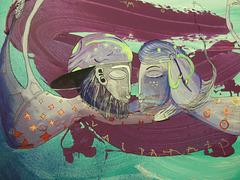 Pintor porteño: La pareja
