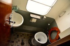 Open Dag Werkplaats Leidschendam 2014 – Toilet