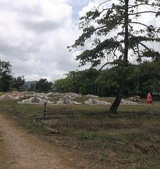 Cimetière thaïlandais / Thaï cemetery