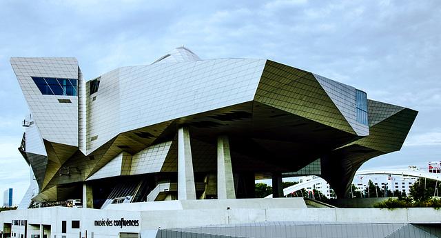 Lyon - Musée de Confluences