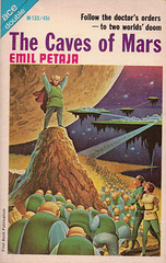 Emil Petaja - The Caves of Mars
