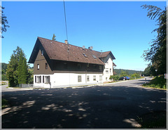 Moosbronn - Haus an der Moosalbtalstraße
