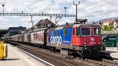 170413 Re420 fret Solothurn
