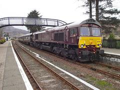 66746 at Strathcarron
