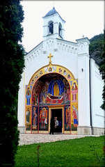 Church of the Assumption of the Most Holy Theotokos in Dobrun Monastery