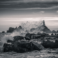 High Tide at Corbiere