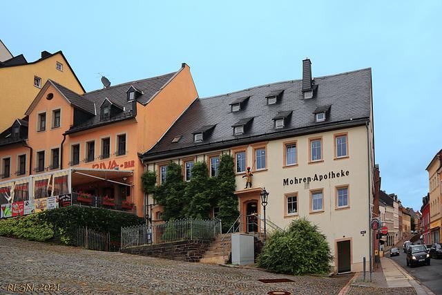 Hohenstein, am Marktplatz