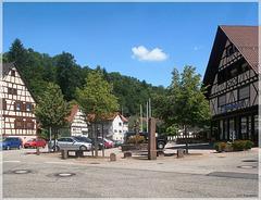 Michelbach - Lindenplatz