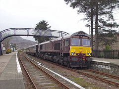 66746 at Strathcarron with 1H80