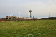 EuroCity à Staffelfelden