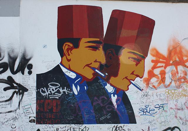 Fez heads