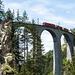 Landwasser-Viadukt mit Güterzug - 2015-06-12--D4 DSC2483