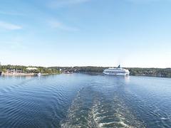 Silja Line Ferry Ship
