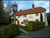 Red Lion pub at Chalgrove