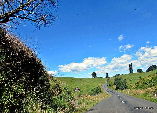 Down a Rural Road.