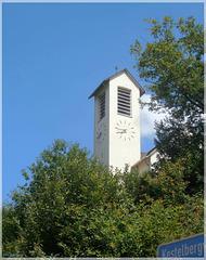 Ev. Kirche Weisenbach