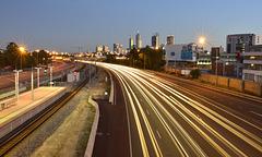 perth city freeway
