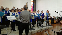 The Choir of the Intergerational University of Benfica (UNISBEN)