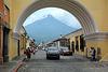 Antigua de Guatemala, Volcano of Agua (3760m)