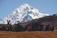 Farewell to Nevado Salcantay (Explored)