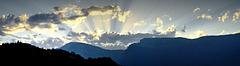 Luminale sopra Monte Baldo... ©UdoSm